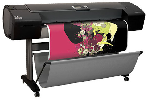 Плоттер HP DesignJet Z5200ps PhotoPrinter PostScript 1118 мм (CQ113A)