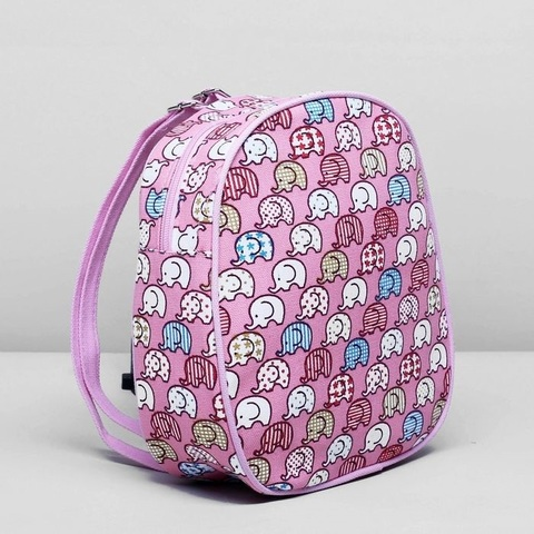 Рюкзак детский Розовый Слон
