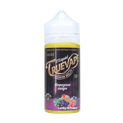 Жидкость True Vape 100 мл Морозные Ягоды