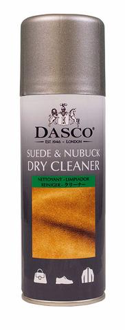 Очиститель для обуви и изделий из замши и нубука, А4002DAS DASCO  SUEDE&NUBUCK SHAMPOO
