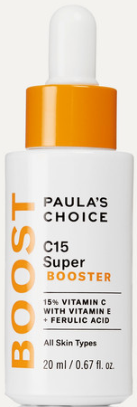 Paula's Choice C15 Super Booster сыворотка для лица 20мл