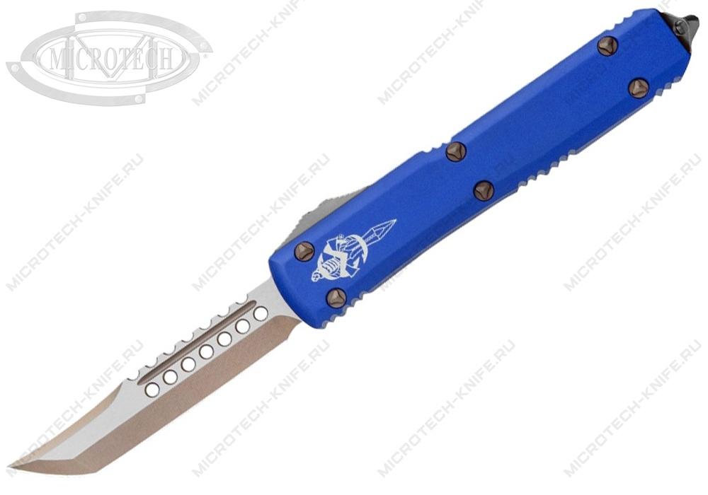 Нож Microtech Ultratech Hellhound 119-13BL - фотография