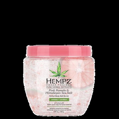 Скраб для тела Помело и Гималайская соль / Hempz Pink Pomelo & Himalayan Sea Salt Herbal Body Salt Scrub