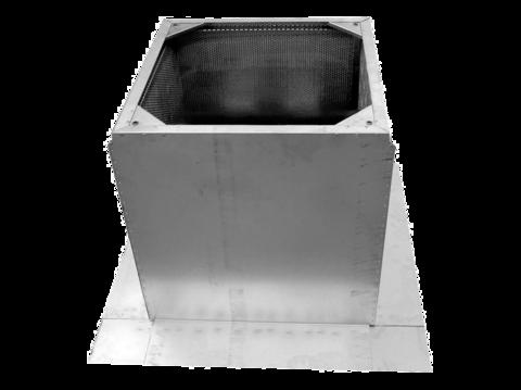 RCV 450-500 Крышный короб для вентилятора RMV