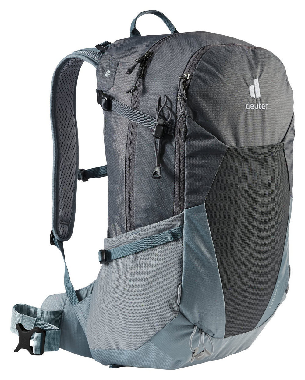Туристические рюкзаки легкие Рюкзак Deuter Futura 23 (2021) 3400121-4409-Futura_23-d00.jpg