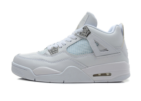 Air Jordan 4 Retro BG 'Pure Money'