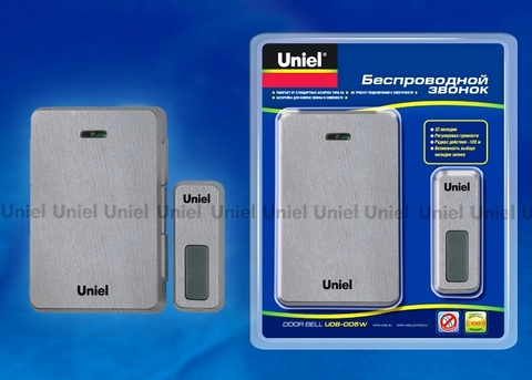 Uniel Звонок UDB-005W-R1T1-DS