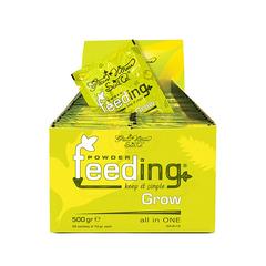 Минеральное сухое удобрение Grow от Powder Feeding