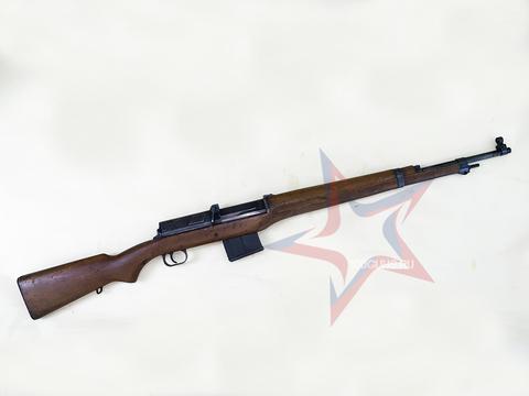 Охолощенная самозарядная винтовка Ljungman AG-42  (Швеция)