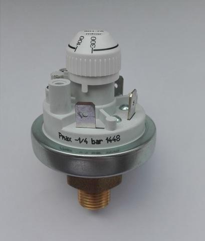NL51120Датчик вакуумный,  - 100 / -300 мбар
