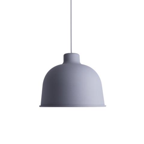 Подвесной светильник копия Grain by Muuto D21 (серый)
