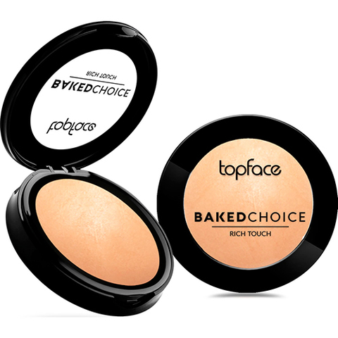 TopFace Пудра Baked Choice Rich Touch  Powder тон 003- PT701(10г)
