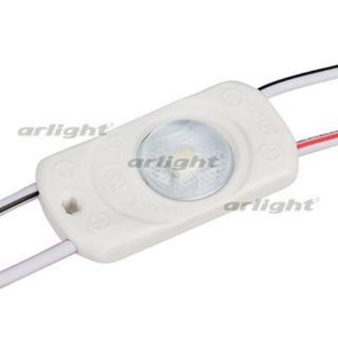 Модуль герметичный CRAFT-2835-1-12V White 170deg (36x17.5mm, 0.6W, IP67)