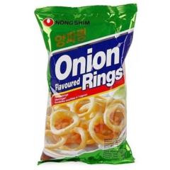 Чипсы Nongshim луковые кольца 40 гр