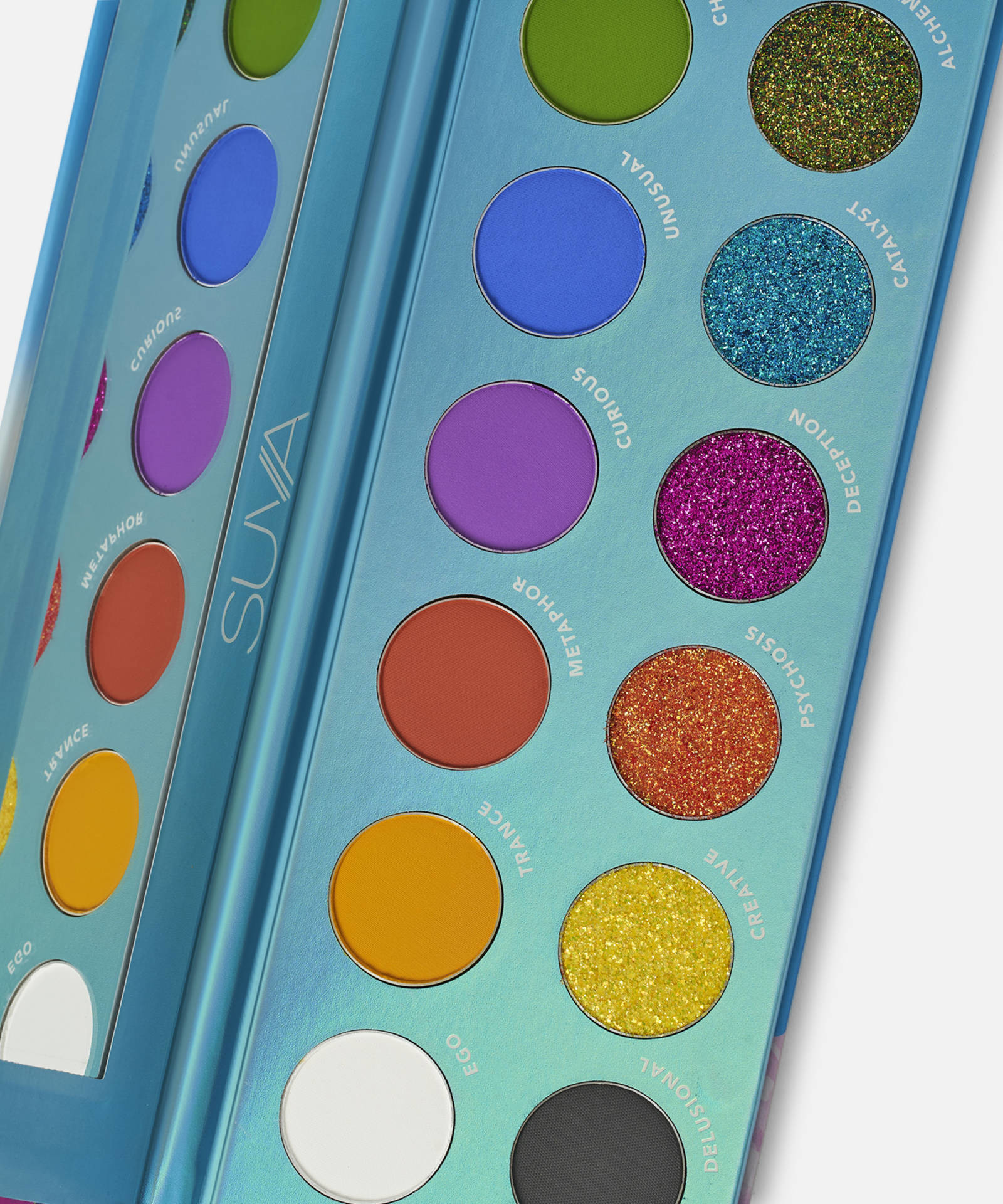 Suva Beauty Magic + Ecstasy Palette