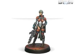 Reverend Moira Hacker (вооружен MULTI Rifle)