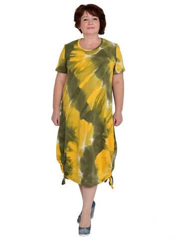 Платье из хлопка Апрель