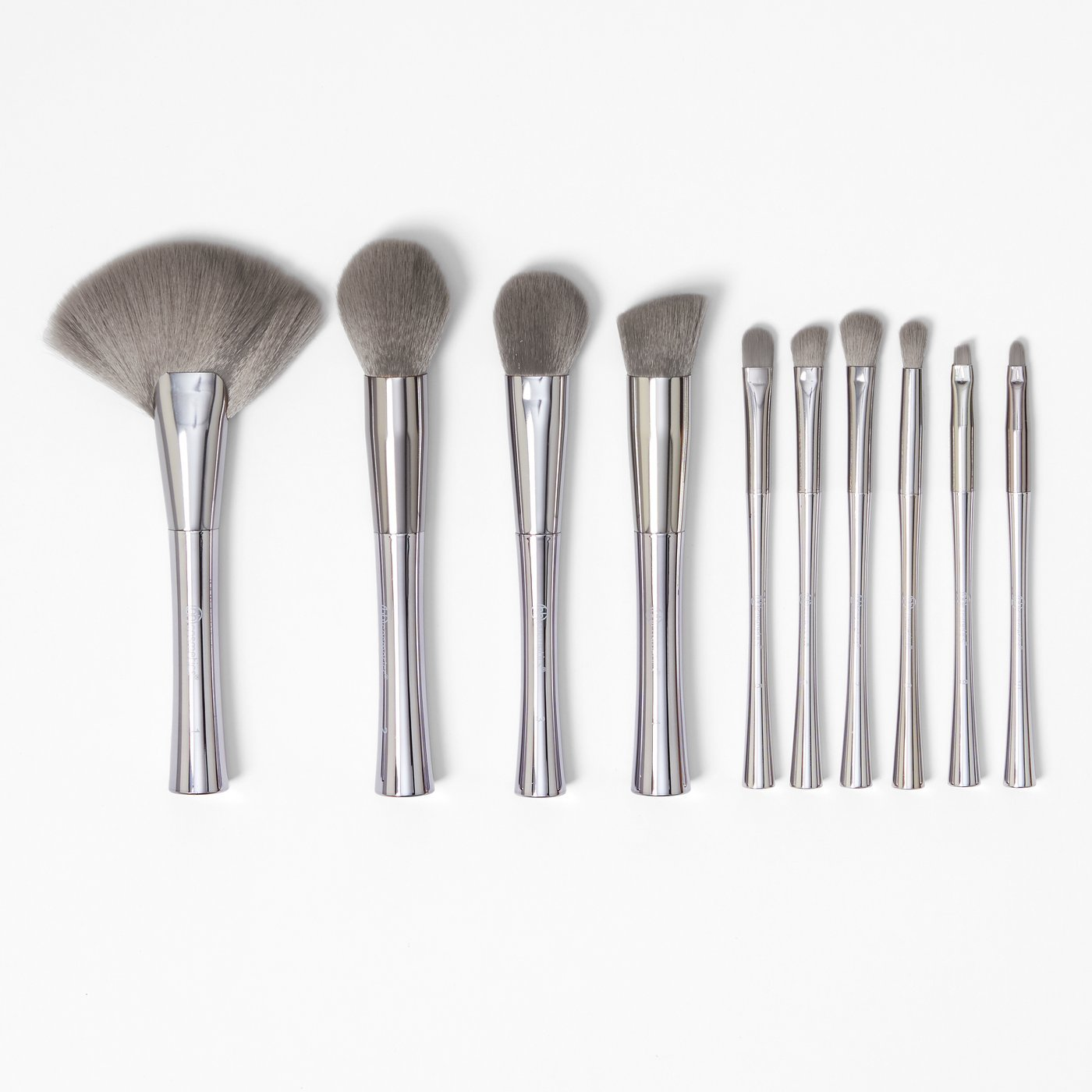 BH Cosmetics Smoke 'n Mirrors 10 Piece Brush Set