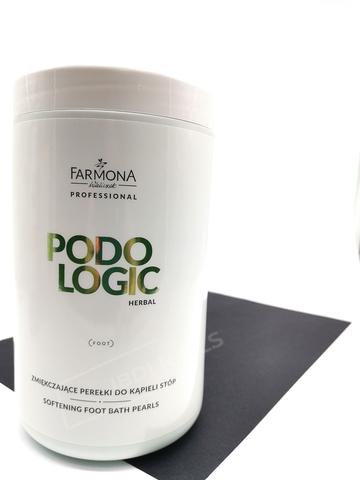 Смягчающая соль-жемчужины для стоп (30% мочевины) FARMONA 800г