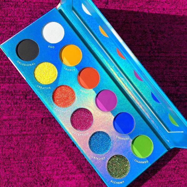 Suva Beauty Magic + Ecstasy Palette