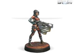 Reverend Moira (вооружен Heavy Machine Gun)