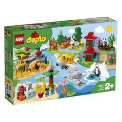 Lego konstruktor Duplo World Animals