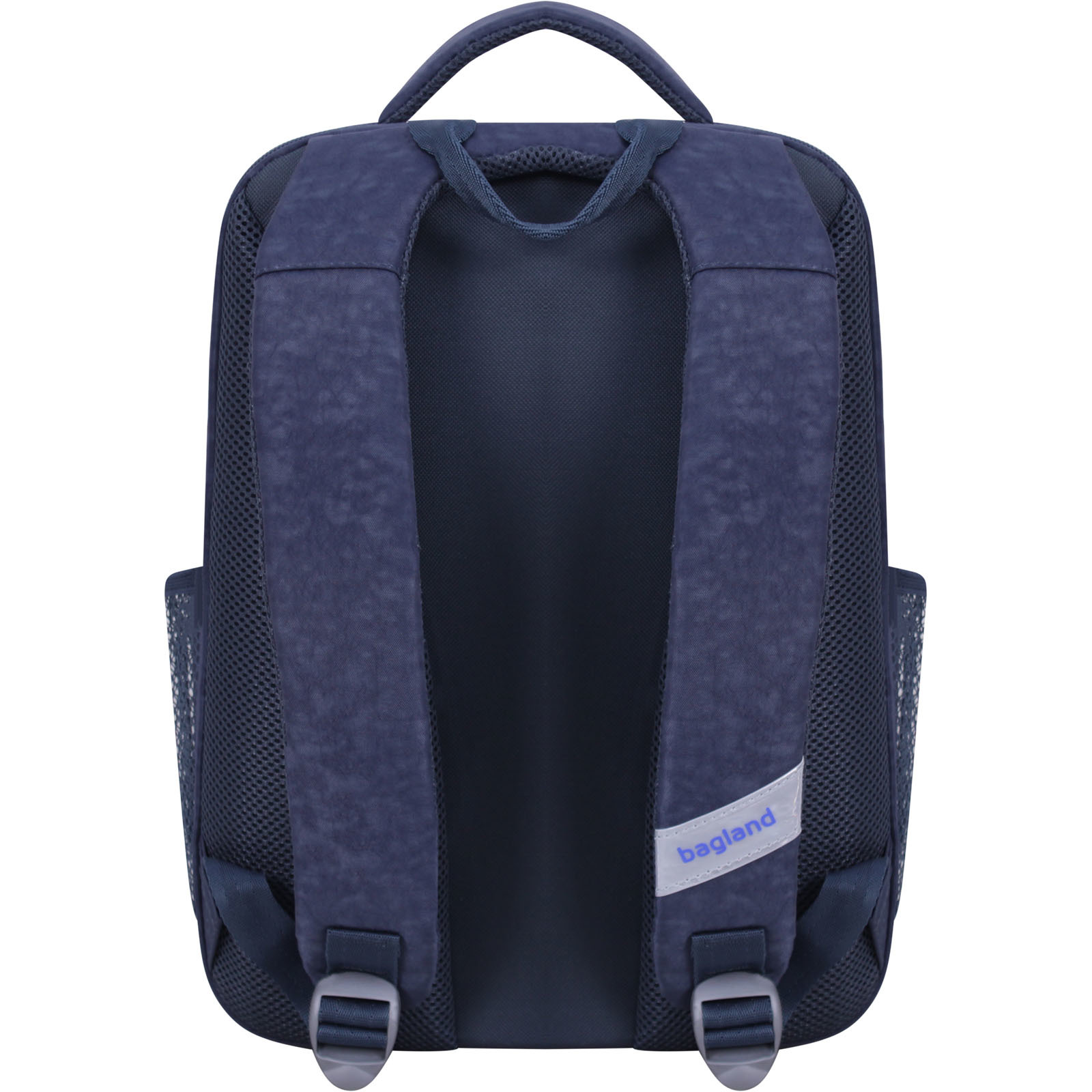 Рюкзак школьный Bagland Школьник 8 л. 321 серый 902 (0012870)