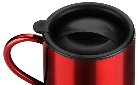Термокружка Арктика (0,3 литра), красная