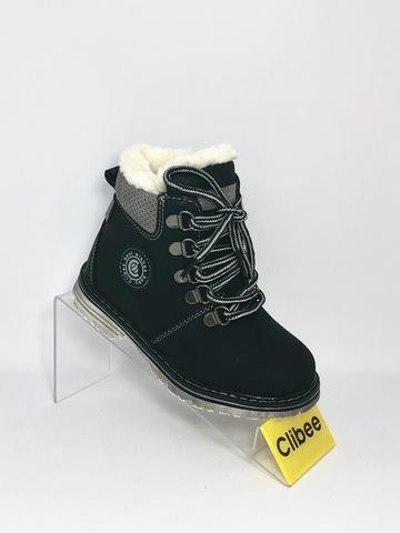 Clibee (зима) H154 Black 27-32