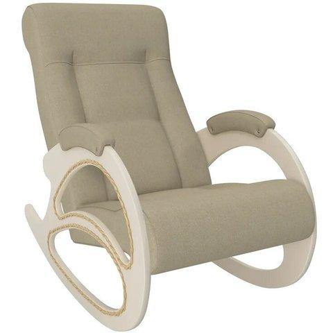 Кресло-качалка Комфорт Модель 4 дуб шампань/Malta 01