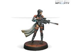 Reverend Moira (вооружен MULTI Sniper Rifle)