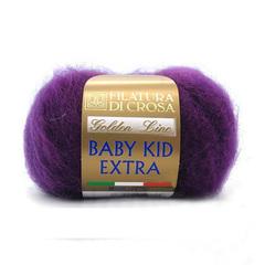 FILATURA DI CROSA BABY KID EXTRA (80% Детский мохер, 20% Полиамид, 25гр/245м)