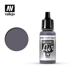 Model air 073-17ml. Black (metallic)