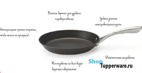 Сковорода От Шефа Прованс 24см рис.7