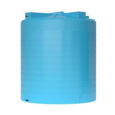 Бак для воды АКВАТЕК ATV 5000 (без поплавка, цвет синий)