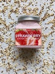 Скраб для тела Wokali Strawberry Sherbet Body Scrub, 350 мл