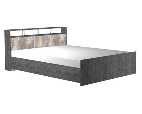 Кровать НАПОЛИ-2000-1600 /2208*862*1668/
