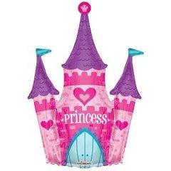 К Фигура, Замок принцессы, 36