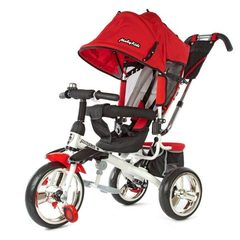 Велосипед Moby Kids Comfort Maxi 968SL12/10Red