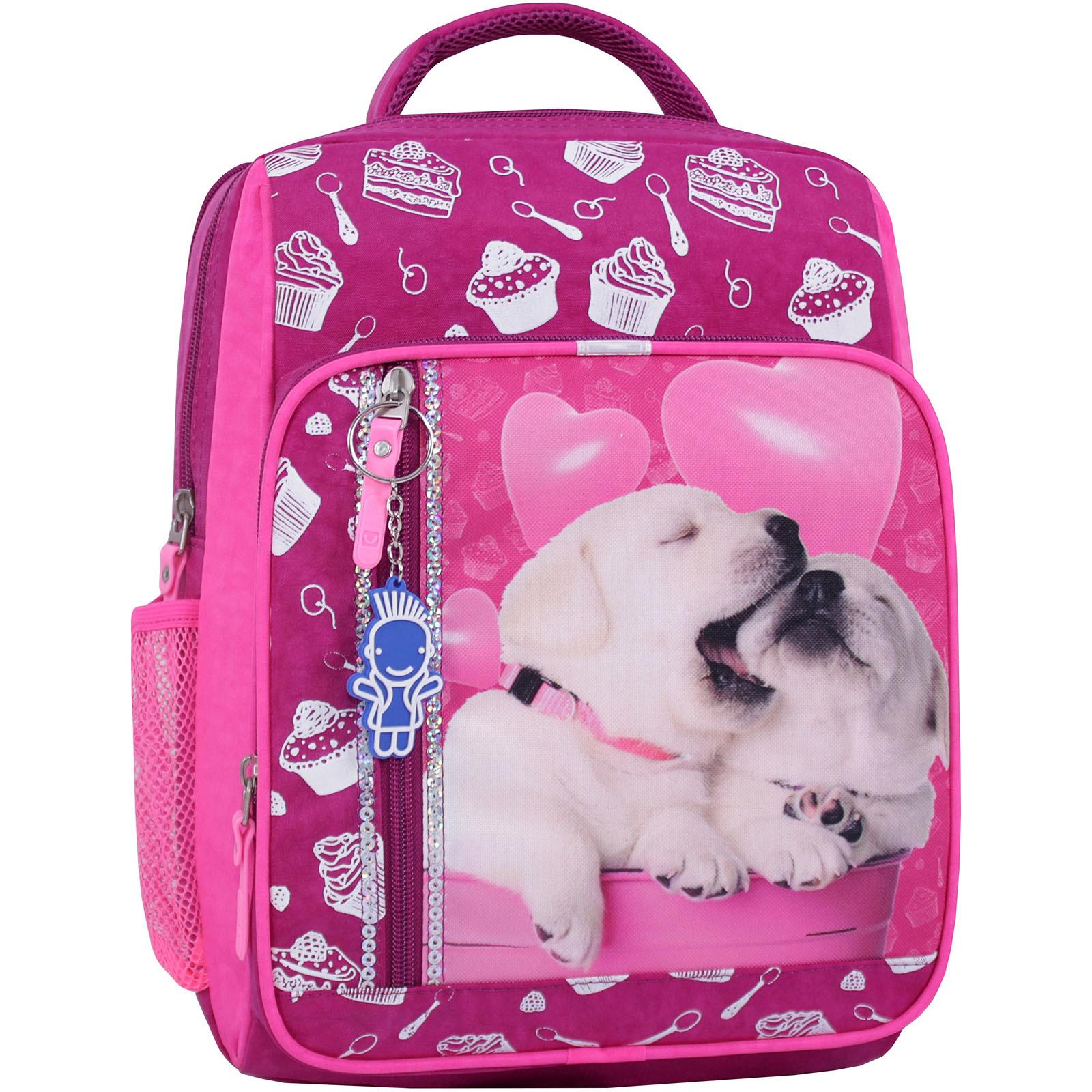 Школьные рюкзаки Рюкзак школьный Bagland Школьник 8 л. 143 малиновый 593 (0012870) IMG_0729_суб.593_.JPG