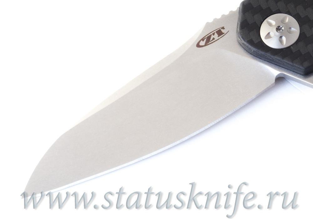 Нож Zero Tolerance ZT 0770CF Elmax карбон - фотография