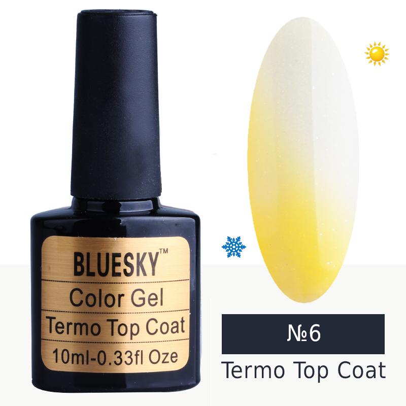 Термо топ Bluesky Bluesky, Гель-лак Termo top coat №06, 10 мл Bluesky_termo_top_6.jpg