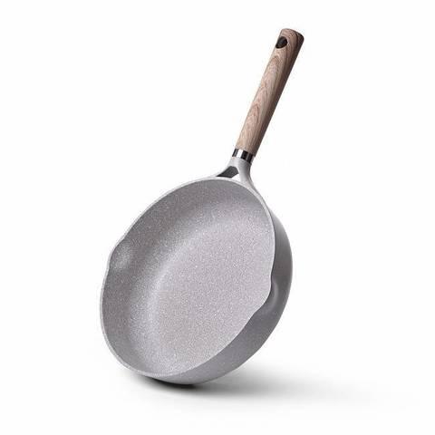 Глубокая сковорода BORNEO 28x7,2см (алюминий)