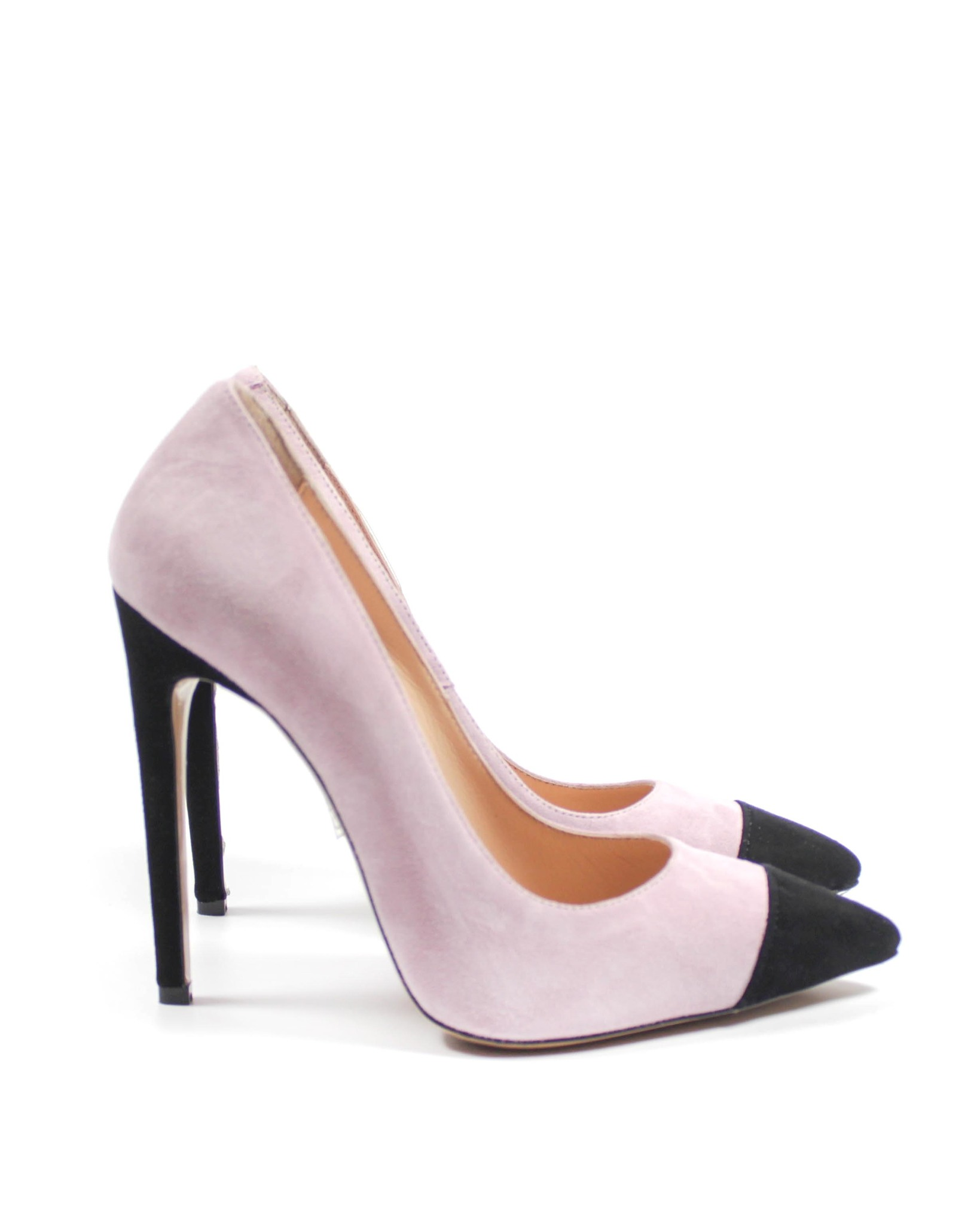 розовые туфли Marco Pini