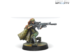 Major Lunah (вооружен VIRAL Sniper Rifle)