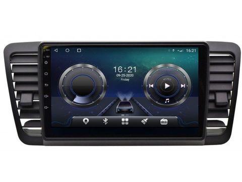 Магнитола для Subaru Legacy/Outback (03-09) Android 10 6/128GB IPS DSP 4G модель CB-33696TS10