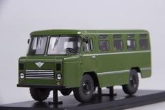 GAZ-66 AC-38 Army Bus khaki 1:43 Start Scale Models (SSM)
