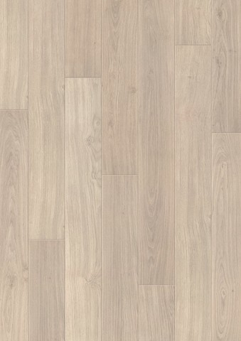 Light grey varnished Oak planks | Ламинат QUICK-STEP UF1304