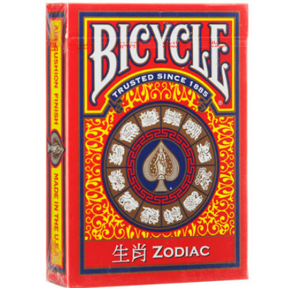 Карты Bicycle Zodiac
