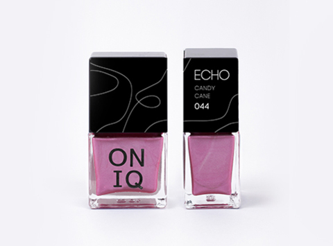 ONP-044 Лак для стемпинга.  Echo: Candy Cane